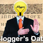 A Thank You Note And A Hippocratic Oath For Bloggers