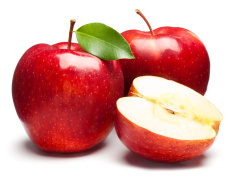 stock-photo-15498677-fresh-red-apples-on-white-background