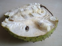 soursop opened pic by Bijin Thomas