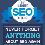 SEO Talk Of the Town! All About SEO! An Ultimate Checklist On SEO