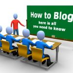 How to make a blog of your own? An experience of a professional blogger