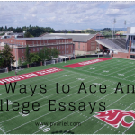 12 Ways to Ace Any College Essays