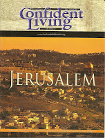 J is for Jerusalem And Jesus Christ. The Holy City for Jews, Christians, and Muslims