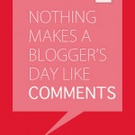 Good News To Bloggers and Comment Authors