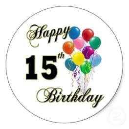 Google celebrate 15th birthday