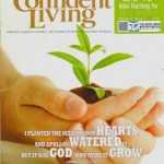 Confident Living Magazine (A Back to the Bible Publication) The Current Issue Is Released.
