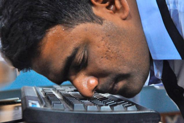 A Man From My City (Hyderabad) Sets Guinness World Records By Typing With His Nose