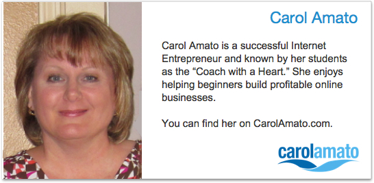 Why List Building is the Best Model for Your Business (A Guest Post By Carol Amato)
