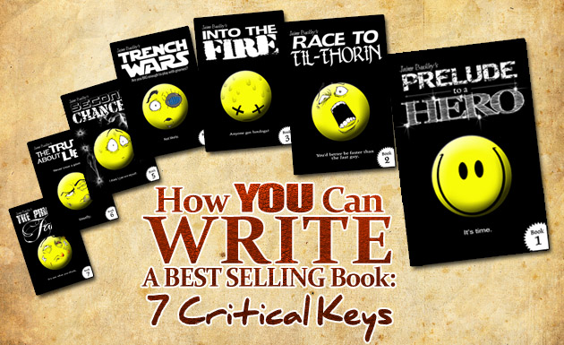 How you can write a best selling book