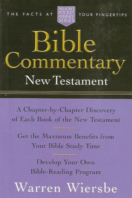 A Golden Treasure For All - A Pocket Bible Commentary (New Testament)