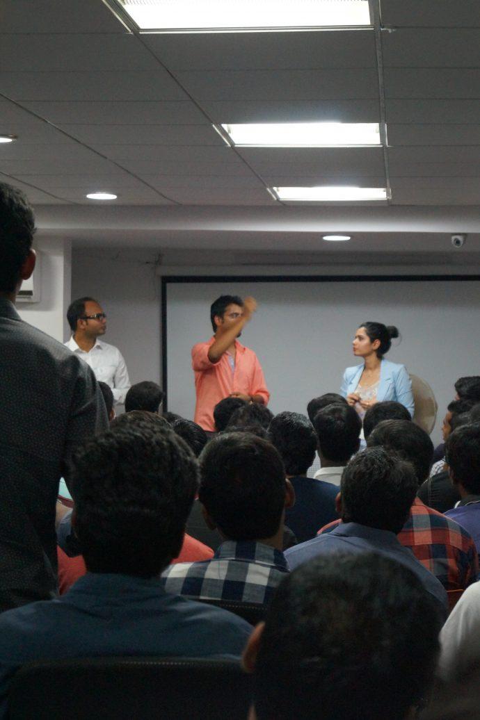 Hyderabad ShoutMeet 040