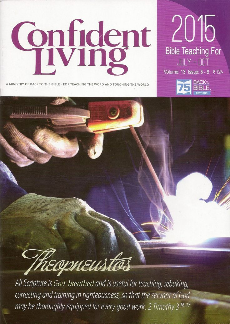 Confident Living Magazine - Read And Subscribe