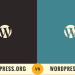WordPress.org OR  WordPress.com ? An Infographic
