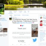 Twitter 's  Ten Years Of Tremendous Travel