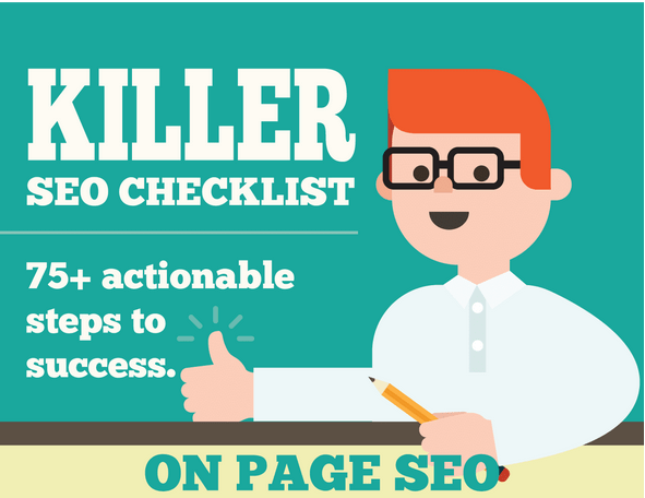 How To Optimize Your Website A Killer SEO Checklist An Infographic