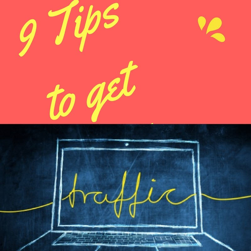 Tips To Get Traffic