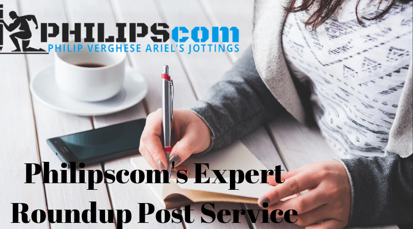 Philipscom Expert Roundup posts