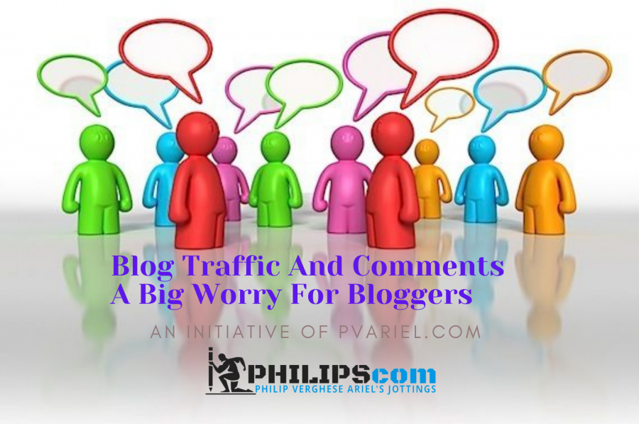 Blog Traffic And Comments