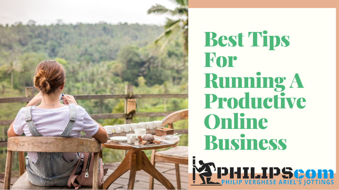 Productive Online Business
