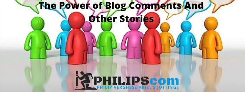 power of blog coments