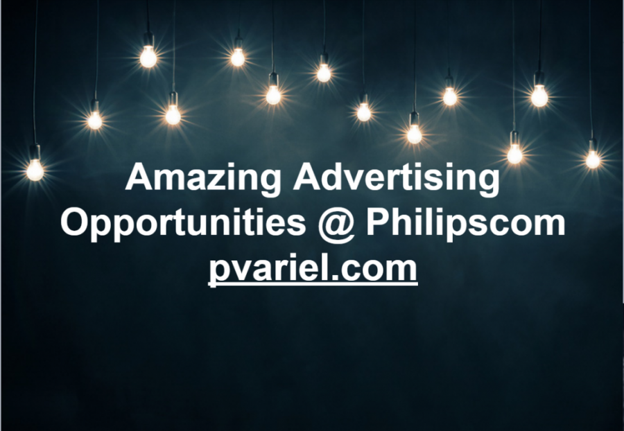 Advertising Opportunities on Philipscom