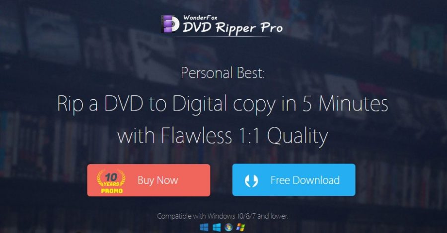 How to Convert DVD Contents to Digital Formats Using WonderFox DVD Ripper Pro