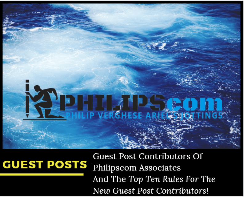 Philipscom Guest Post