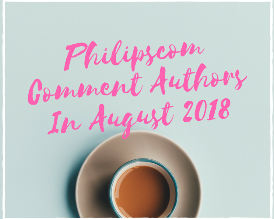 Philipscom comment authors