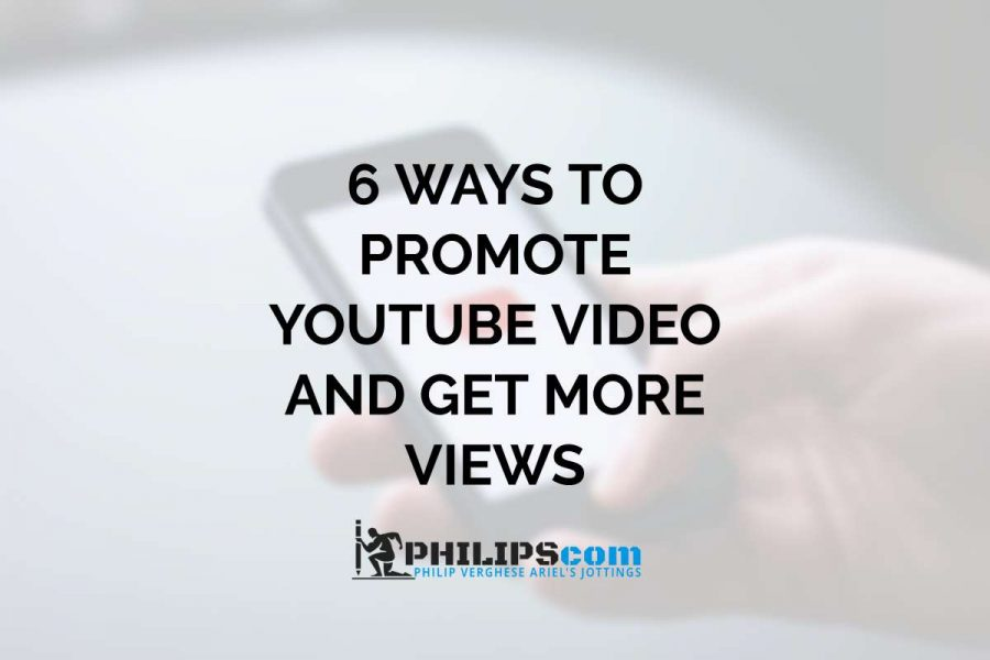 Promote Youtube Video