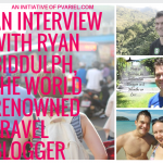 An Interview With Ryan Biddulph The World Renowned Travel Blogger
