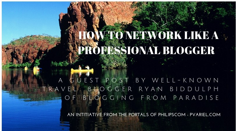 Network Like a Professional Blogger