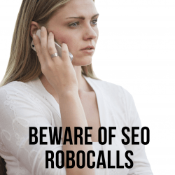 SEO Robocalls