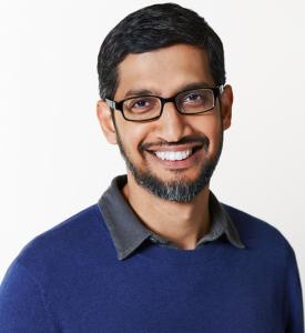 Google+ CEO