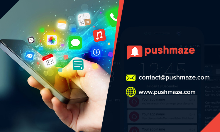 Pushmaze Push Notification