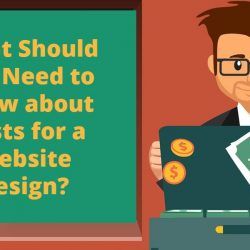 Cost for a Website Design
