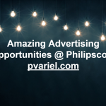 Advertising Opportunities At Philipscom
