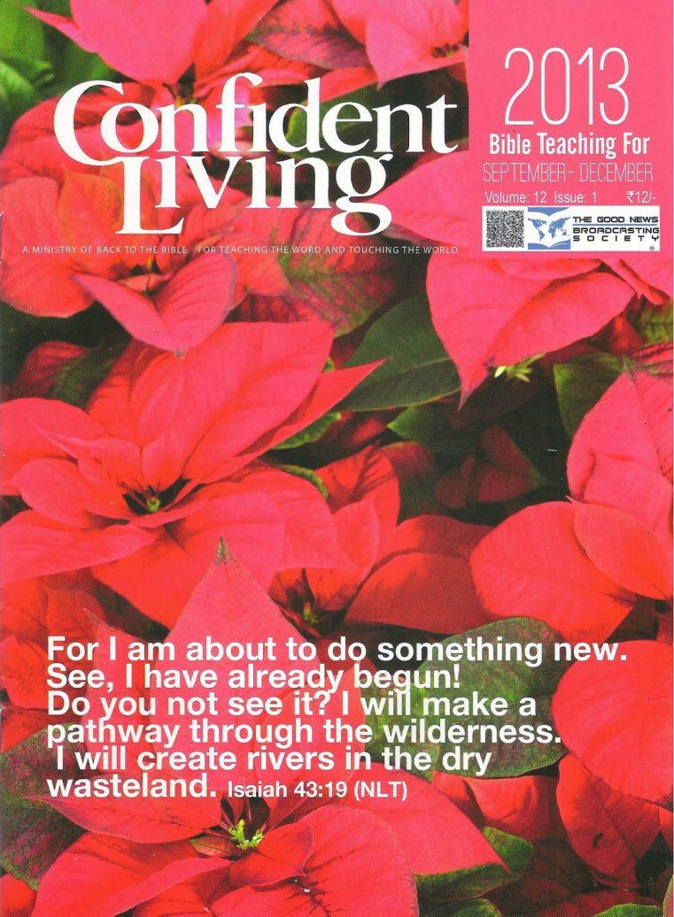 Confident Living Magazine Articles: Confident Living Magazine Current Issue