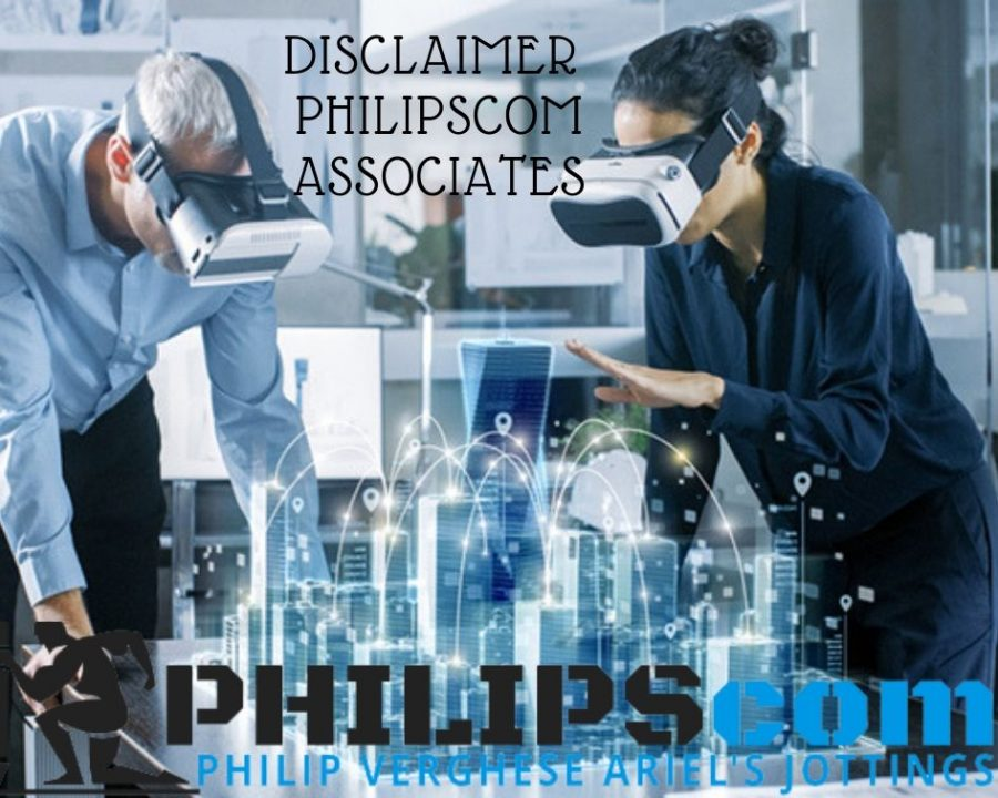 Disclaimer Philipscom Associates