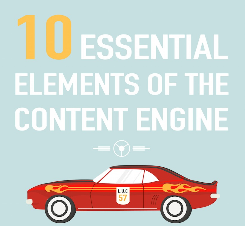 10 Elements of a Successful Content Marketing Engine