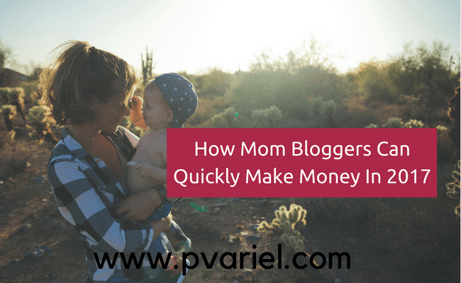 make money as mom blogger