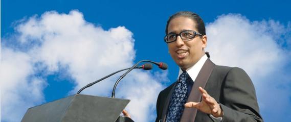 Arindam Chaudhuri Management Guru