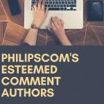 Esteemed Comment Authors Of Philipscom In June 2018