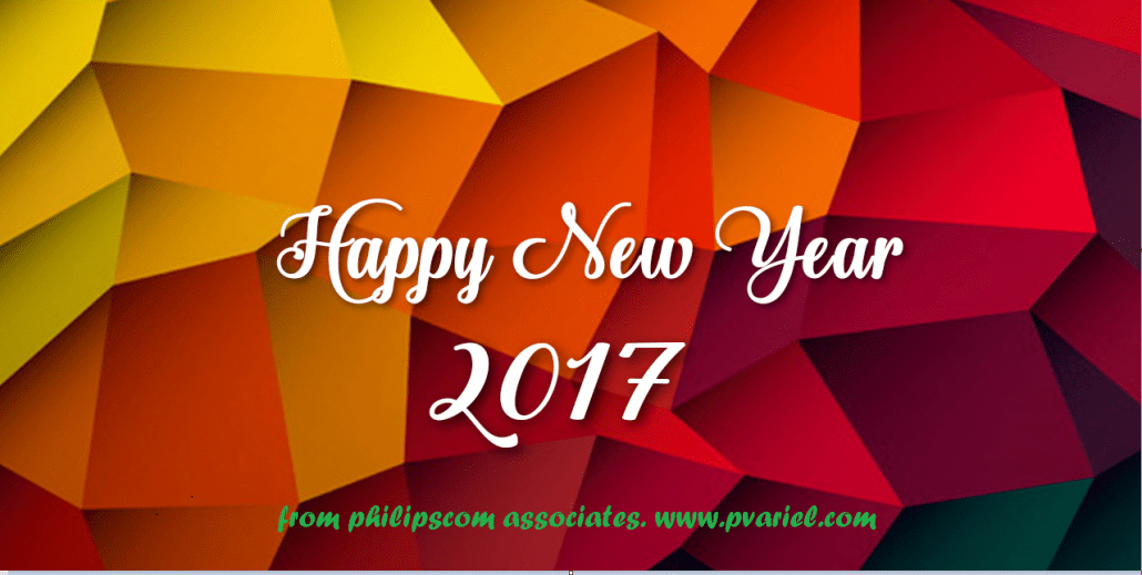 New Year Greetings From Philipscom