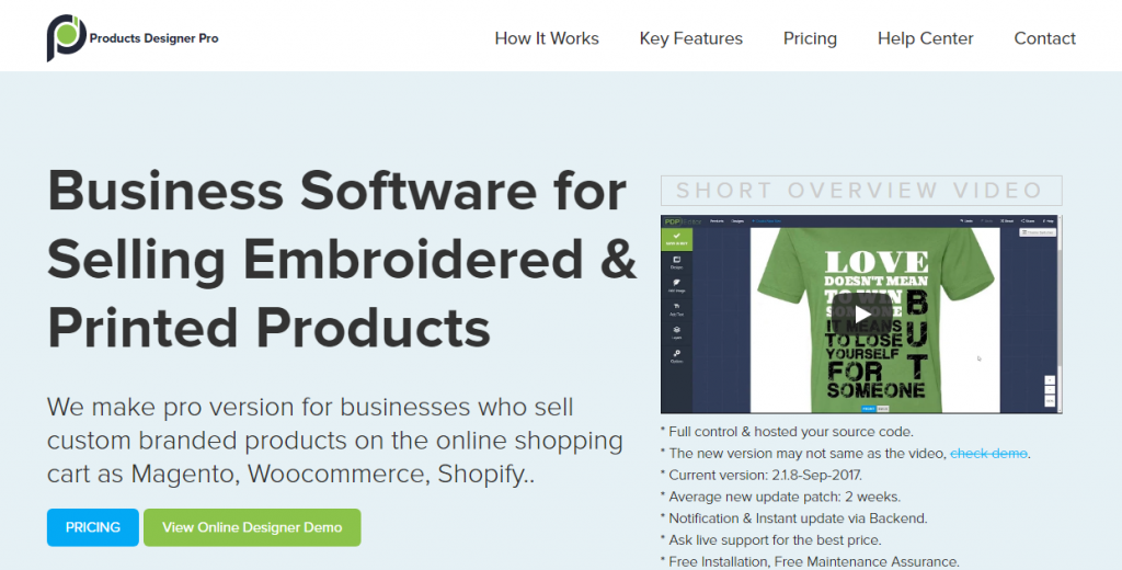products designer pro