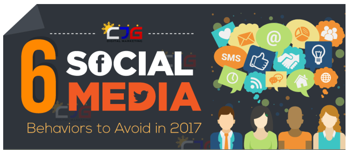 6 Social Media Behaviors You Need To Avoid