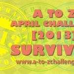 A to Z Survivors It's Time To Reflect:- A Notification From Arlee Bird The Founder of A to Z Challenge