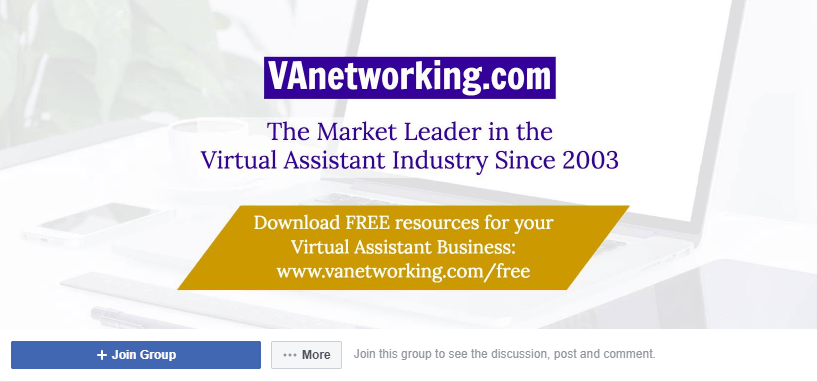 virtual assistant facebook groups